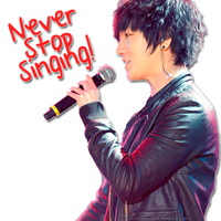 Yesung Never Stop Singing by NileyJoyrus14