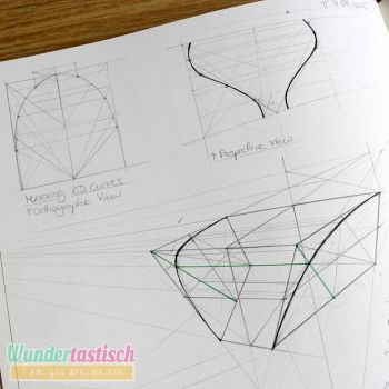 Scott Robertson 'How To Draw' Exercises by Wundertastisch