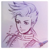 Lloyd Irving [REQ] by Tatsueli