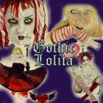 Gothic Lolita HD CD cover by BridgetTheStrange