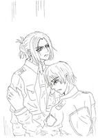You're no Titan, right Annie? [OUTLINES] by LacriChan