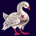 Goose by Esquirol