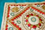 Rabari-style embroidery by Chiomara