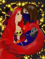Sin x Red - COLOUR by Bianka98