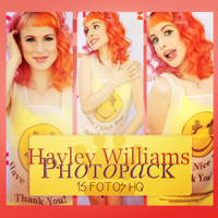 Photopack Hayley Williams 002 by DiamondPhotopacks