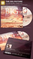The Big Picture CD Artwork Template by loswl
