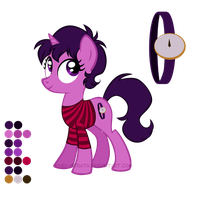 Reference Sheet: Susan Foreman by LissyStrata