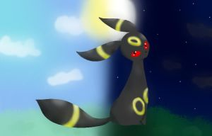 eon the umbreon by sasodeifangirl13