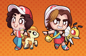 And We're the Cute Grumps by OEmilyThePenguinO