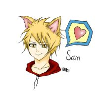 Sam by s98rocksgirl