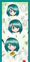 OC BookMark Amarillys by Shirei-Shou