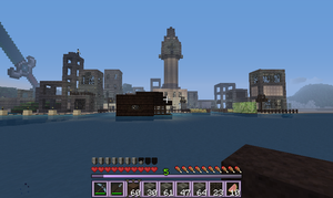 :Minecraft Community: Lakeside City by C-MaxisGR