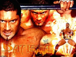 Batista Wallpaper by AISTYLES
