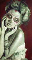 skull girl 6 by cocoaspen