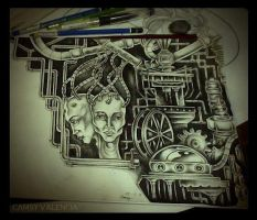 Machine Heads by camsy
