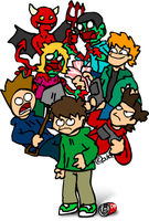 me me me by eddsworld