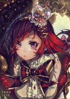 Little queen Maki by Zero1510