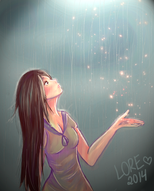 Splendid Rain by SuuLore