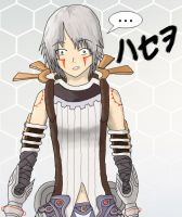 Haseo ish shocked by KenSniper