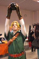 Tracon -12 - Link cosplay by xXGiggleDeathProXx