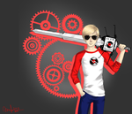 Dave Strider by wolphie35