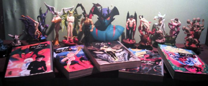 Devilman Collection by D-MATSUYAMA