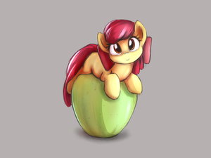 Applebloom by Sokolas