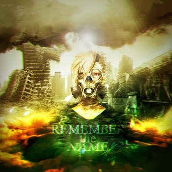 Remember The Name Wallpaper by AliceTribe