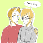 OOC: Another doodle for my askblog by S-weden