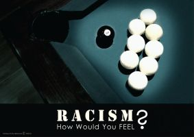Racism , How would you feel by FNIsa