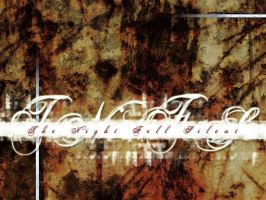 The Night Fell Silent CD Cover by mrwicked