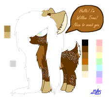 Willow Tree Ref by JELL-IES