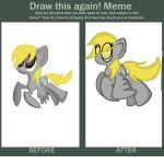 Draw it again! Meme by DerpyDash9115