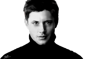 Jensen Ackles by Rousetta