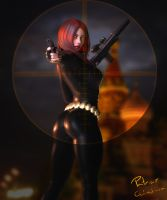 Black Widow by PGandara