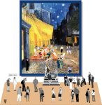 Van Gogh's Cafe by GraphicDream