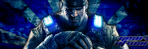 Gears of war signature 2 by IReckLess