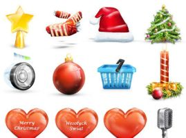 Christmas Icon Set by FreeIconsFinder