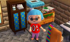 Molly O's Shirt from Generation O! in New Leaf by BaconBaka