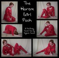 Harem Girl Pack by Slylock-Stock