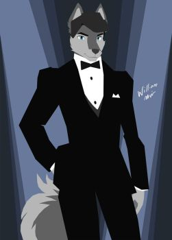 'Clean-Cut Gentleman' by WMDiscovery93