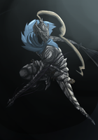 Artorias the abysswalker by Haingis