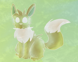 Ghost Eevee??? by Logical--Nonsense