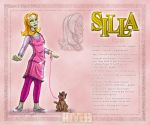 Character Sheet - Silla by Draco-Stellaris