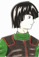Older Rock Lee by TheMonica180