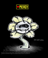 Mercy..? by JCBrokenLight