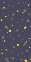 Yellow and Purple Stars Background (F2U) by DaniGhost