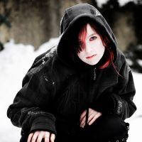 Snow Girl 1 by FotoNerdz