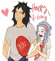 Gale Valentines by animeisbetterthanu