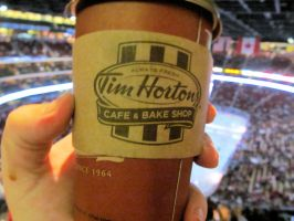 Tim Hortons Hot Chocolate by BigMac1212